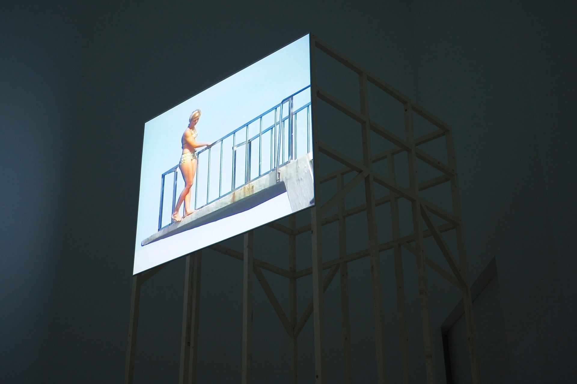 Johanna Billing I'm Gonna Live Anyhow Until I Die — The Mac, Belfast, 2012