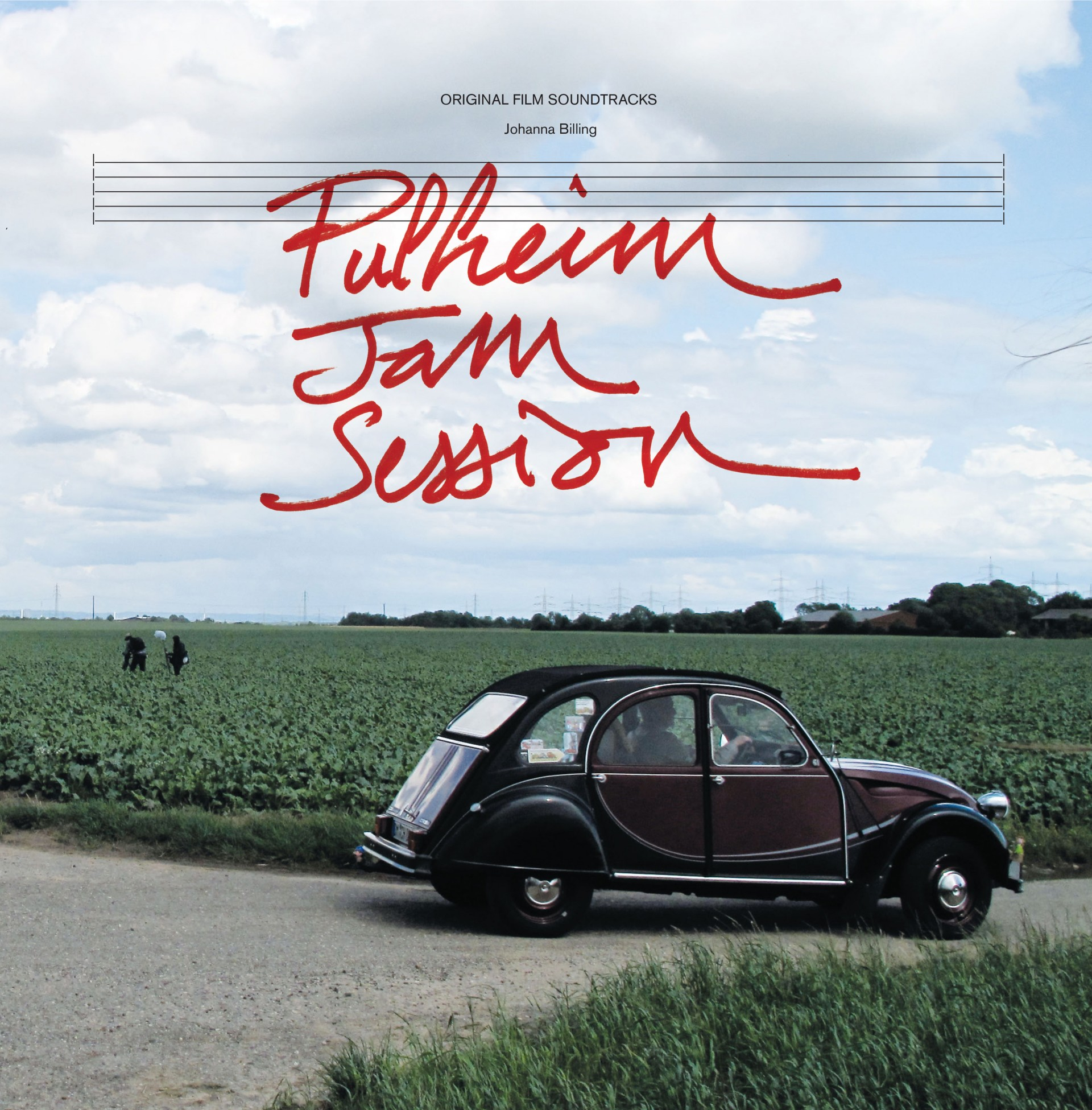 "Johanna Billing Pulheim Jam Session — 12"" Vinyl, 2016"