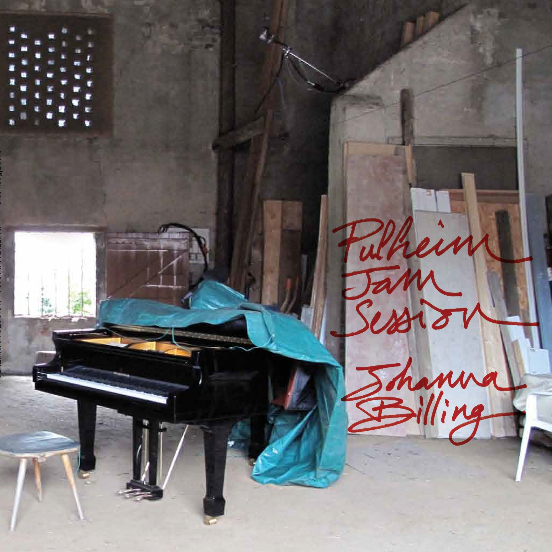 Johanna Billing Pulheim Jam Session — Book, 2013