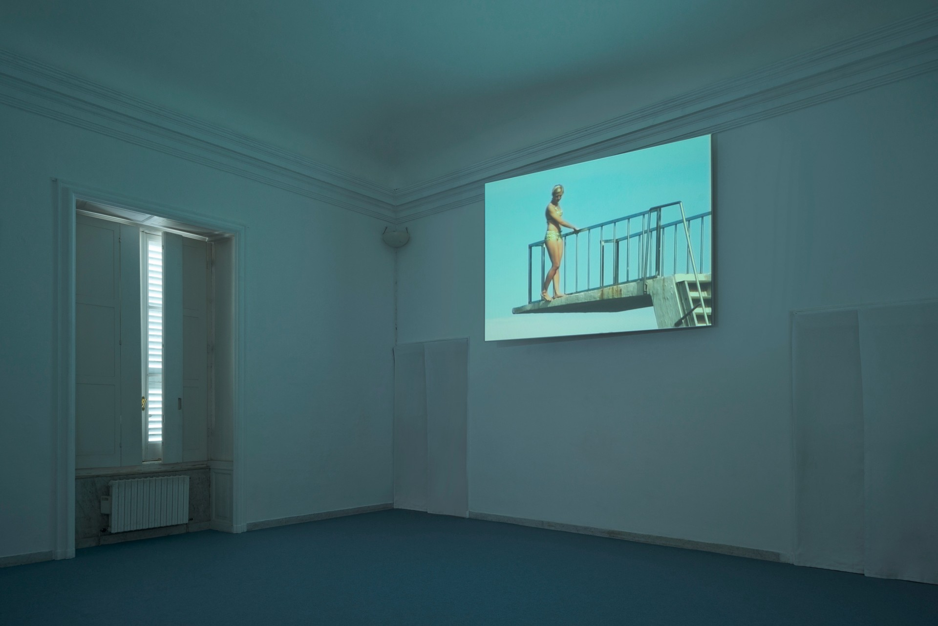 Johanna Billing Keeping Time — Villa Croce, Genova, 2016
