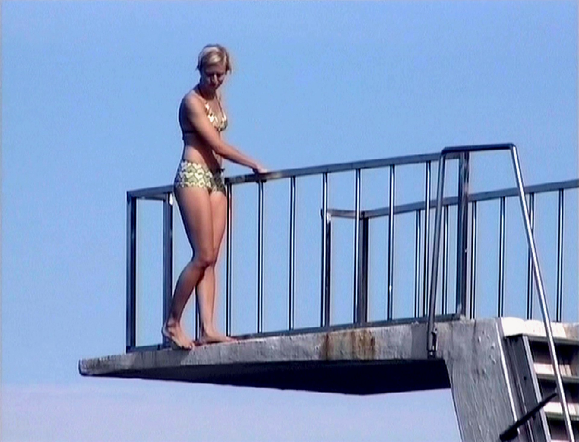 "Johanna Billing Where She is At, 2001 DV 07'35"" loop"