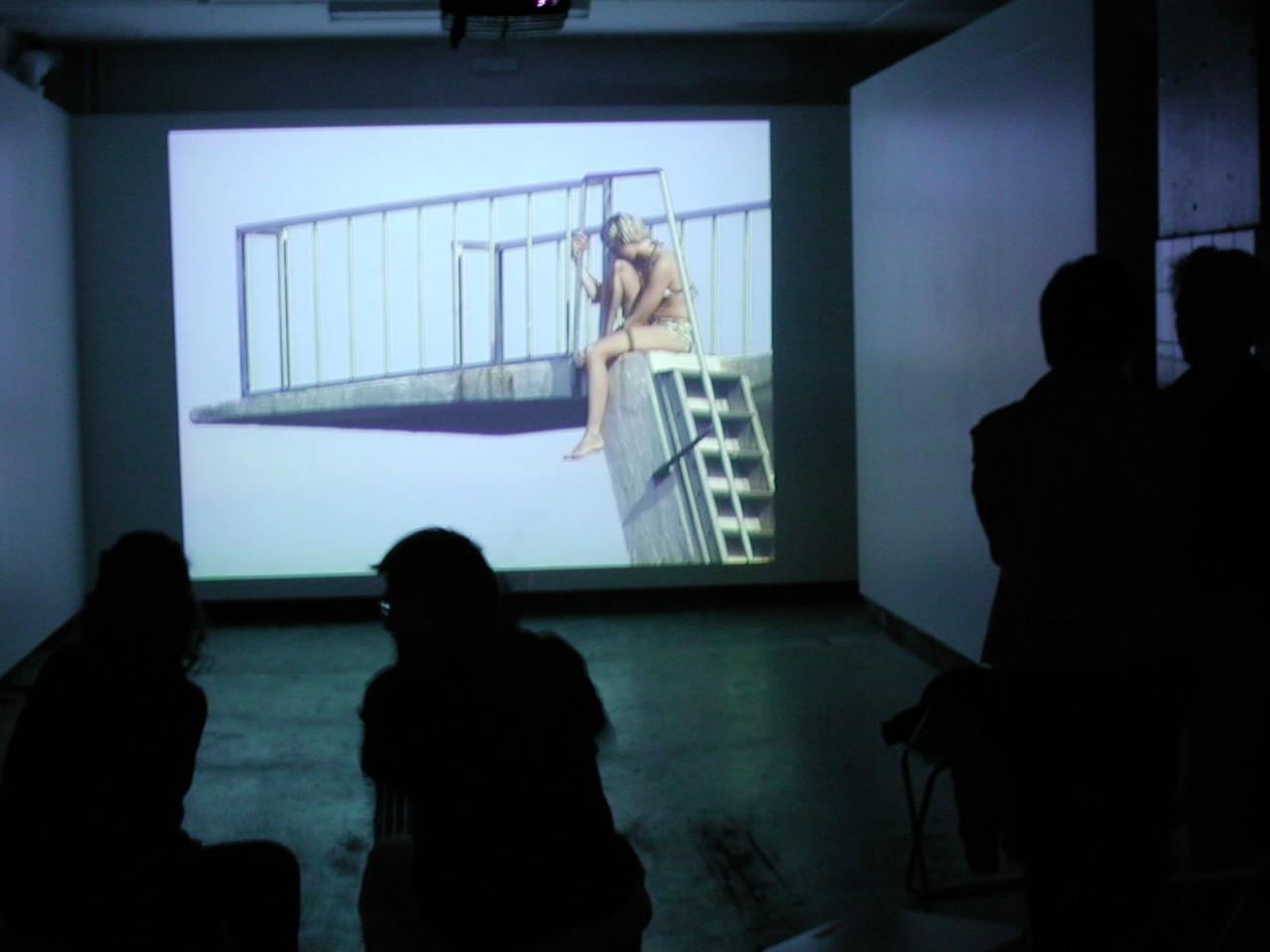 Johanna Billing Moderna Museet Projekt — Oslo Kunsthall, Oslo, 2001