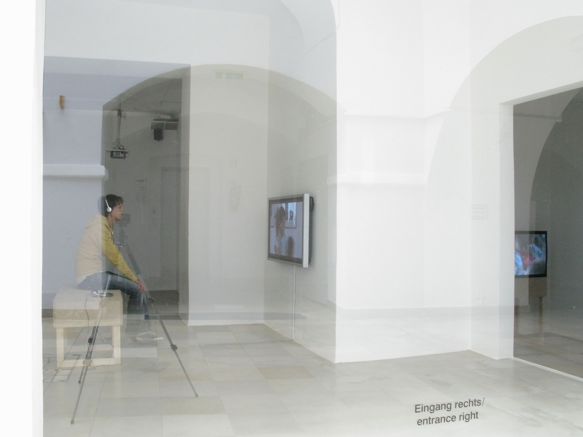 Johanna Billing Moving In, Five films — Grazer Kunstverein, Graz, 2010