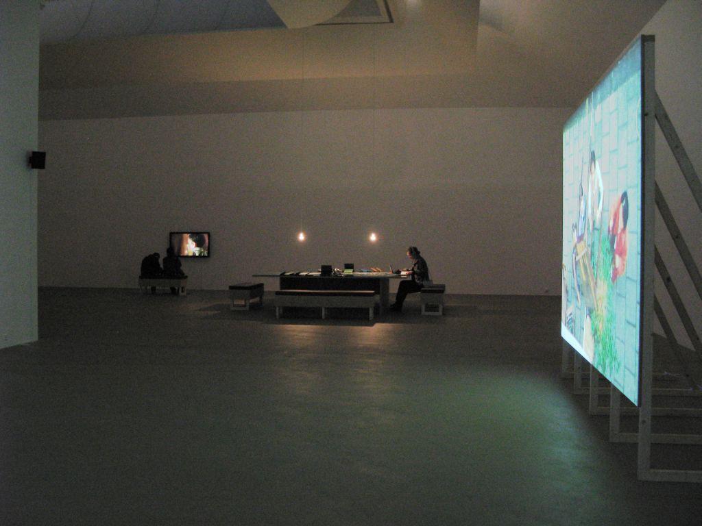 Johanna Billing Forever Changes — Museum für Gegenwartskunst, Basel, 2007