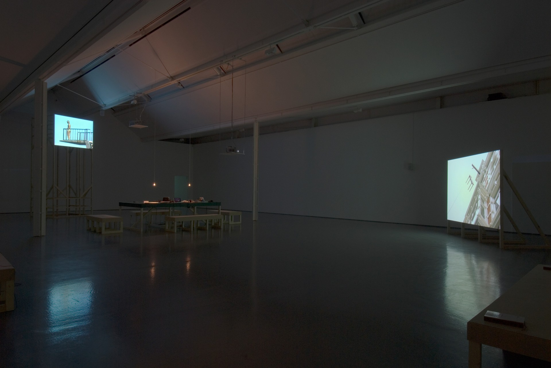 Johanna Billing Keep on Doing — DCA, Dundee Contemporary Art Center, Dundee, 2007