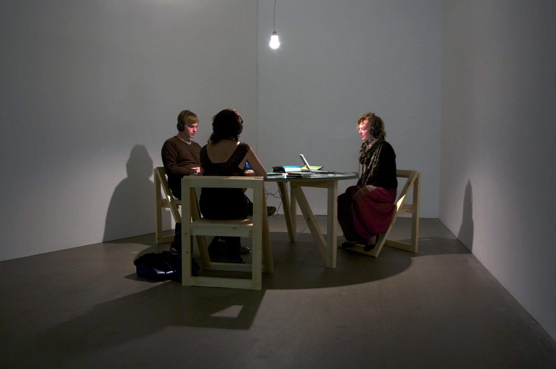 Johanna Billing I'm Lost Without Your Rhythm — Arnolfini, Bristol, 2009