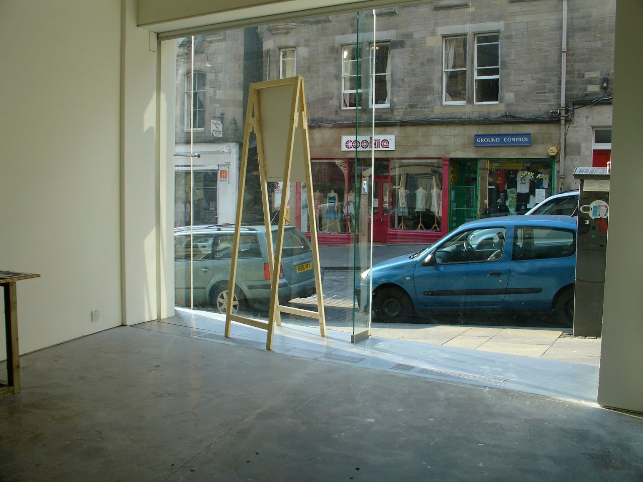 Johanna Billing This is How We Walk on The Moon — Collective Gallery, Edinburgh, 2007