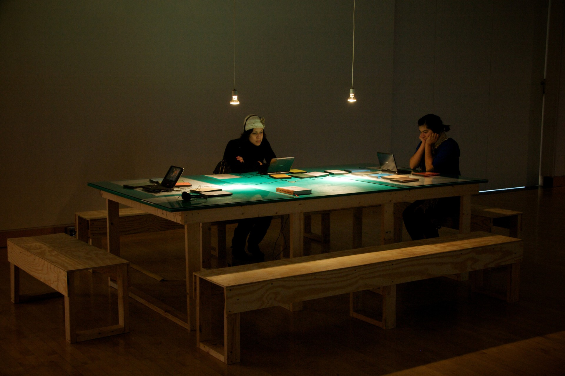 Johanna Billing Taking Turns — Kemper Museum of Contemporary Art, Kasas City, 2008